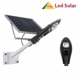Ưu điểm của đèn đường năng lượng mặt trời 60W