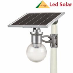Cách thức hoạt động của đèn năng lượng mặt trời sân vườn