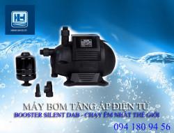 Máy bơm tăng áp điện tử điều chỉnh nguồn nước sử dụng ổn định