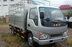 Xe tải nhẹ Jac 2T4 - Hỗ trợ bán xe tải trả góp