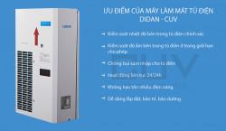 Những ưu điểm của máy làm mát tủ điện so với thiết bị làm mát truyền thống