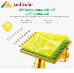 Chất lượng của pin mặt trời phụ thuộc vào điều gì?