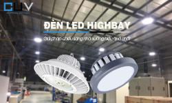 3 lợi ich nổi bật của việc sử dụng đèn Led Highbay tại nhà xưởng