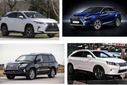 10 lý do bạn nên chọn mua xe hơi Lexus tết này