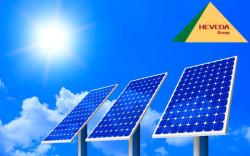 Tại sao tấm pin mặt trời được lắp đặt nằm nghiêng?