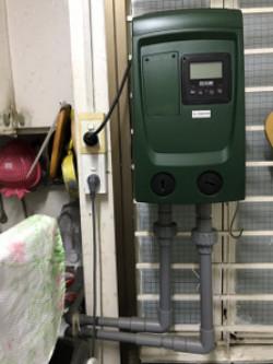 Nguyên lý vận hành của thiết bị biến tần trong máy bơm nước