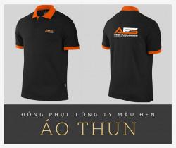 Ý nghĩa của áo thun đồng phục công ty màu đen