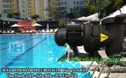 4 tiêu chí hay sử dụng để chọn mua máy bơm lọc nước hồ bơi, bể bơi