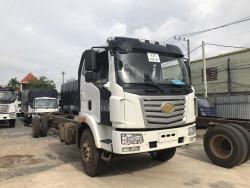 Xe tải Faw 7,25 tấn thùng dài 9,6 mét chở Pallet