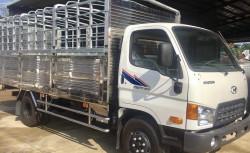 Quy trình đóng thùng xe tải