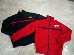 Cơ sở may áo gió, áo khoác theo yêu cầu giá gốc tại xưởng