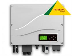Hệ thống điện mặt trời có bao nhiêu loại biến tần?