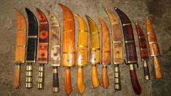 Chợ Bắc Hà - Địa chỉ mua dao dân tộc, dao mèo Bắc Hà, Lào Cai