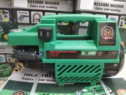 Máy rửa xe mini cho gia đình mô tơ dây đồng, cảm ứng từ Ghuge tốt nhất hiện nay