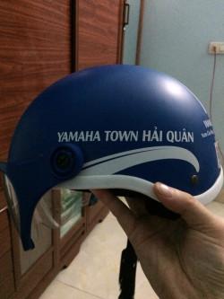 Nhận làm nón bảo hiểm từ số lượng100 cái