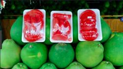 Nguồn gốc và cách trồng chăm sóc bưởi Ruby ruột đỏ