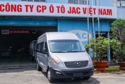Xe Jac 16 chỗ M628A lựa chọn tốt nhất để chạy dịch vụ
