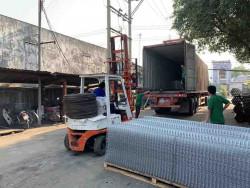 Đơn vị sản xuất lưới thép hàn không qua trung gian