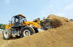 Phân biệt cát vàng và cát xây