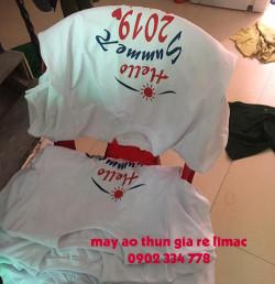 Đặt may áo đồng phục lớp giá rẻ mà vẫn chất lượng từ 55k