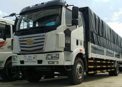 Xe tải thùng dài - Đại lý chuyên bán xe tải thùng dài - Xe tải Faw 7t25 - xe tải giải phóng 7t25 thùng dài 9m7