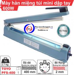 Máy hàn miệng túi - Công ty TNHH Thiết bị Công nghiệp M5s