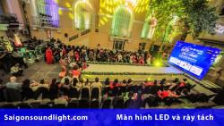 Dịch vụ cho thuê màn hình Led tại Hồ Chí Minh