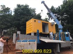 Container làm nhà ở, văn phòng hiện đang rất được ưa chuộng trong những năm gần đây