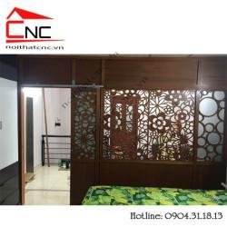 Lựa chọn vách CNC phòng ngủ trong trang trí nội thất nhà ở