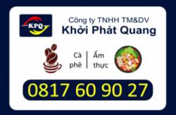 Giới thiêu tổng quan về Công ty TNHH TM và DV Khởi Phát Quang