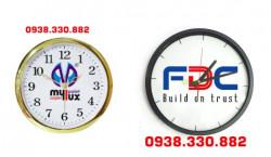 Đồng hồ treo tường theoyêu cầu