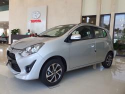 Toyota Bắc Ninh - Tư vấn nên chọn mẫu xe gì thuộc phân khúc A