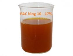 Ứng dụng hóa chất PAC 15% | Dung dịch PAC 15% | Poly Aluminium Chloride 15%