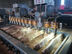 Cấu hình máy đục tượng | Máy CNC 4D của công ty Đông Phương