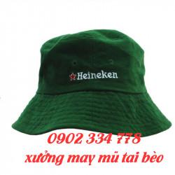 Xưởng sản xuất mũ tai bèo giá rẻ làm quà tặng nông dân giá từ 18k