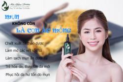 Hướng dẫn sử serum trị mụn Mộc Thiên Hương