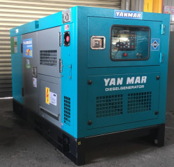 Máy phát điện Yanmar 16kva