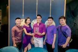 Nhụy hoa nghệ Tây Saffron Adaha độc quyền phân phối tại Châu Á Thái Bình Dương do Hoa hậu Áo Dài Doanh Nhân Thu Sương đưa về Việt Nam