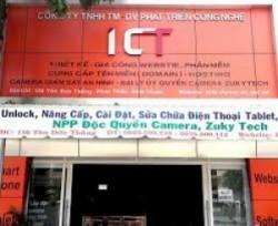 Công Ty TNHH TM-DV Phát triển Công nghệ ICT
