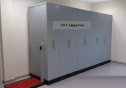 Lợi ích khi sử dụng tủ lưu trữ hồ sơ di động - Tủ Compactor