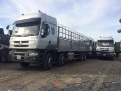 Xe tải Chenglong 4 chân đời mới nhất có gì?