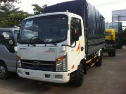 So sánh đặc điểm vượt trội của dòng xe tải Veam và xe tải Isuzu