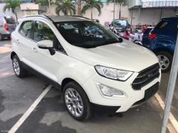 Giá bán xe Ford 2018 và 2019 tại Sài Gòn