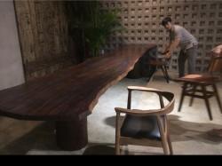 Chọn mặt bàn gỗ chất lượng ở đâu?