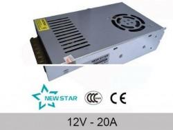 Nguồn 12V Newstar công nghệ Taiwan