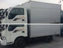 Đặc điểm xe tải Thaco Frontier 125đông lạnhtải trọng 950 Kg