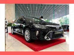 Toyota Long Biên giới thiệu về Toyota Camry 2018