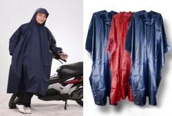 Xưởng sản xuất áo mưa, in logo thiết kế theo yêu cầu giá rẻ
