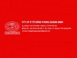 Công ty Cổ phần Ôtô Đông Phong Quảng Ninh