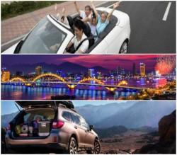 Kinh nghiệm du lịch Đà Nẵng bằng cách thuê xe ô tô tự lái